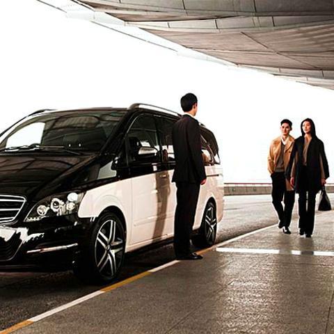 Servizio navetta parcheggio aeroporto Fiumicino