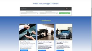 Come prenotare il parcheggio a Fiumicino