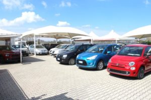 Fiumicino Area 4 Parking: posto auto coperto