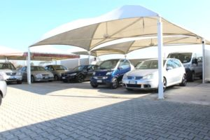 Fiumicino Area 4 Parking