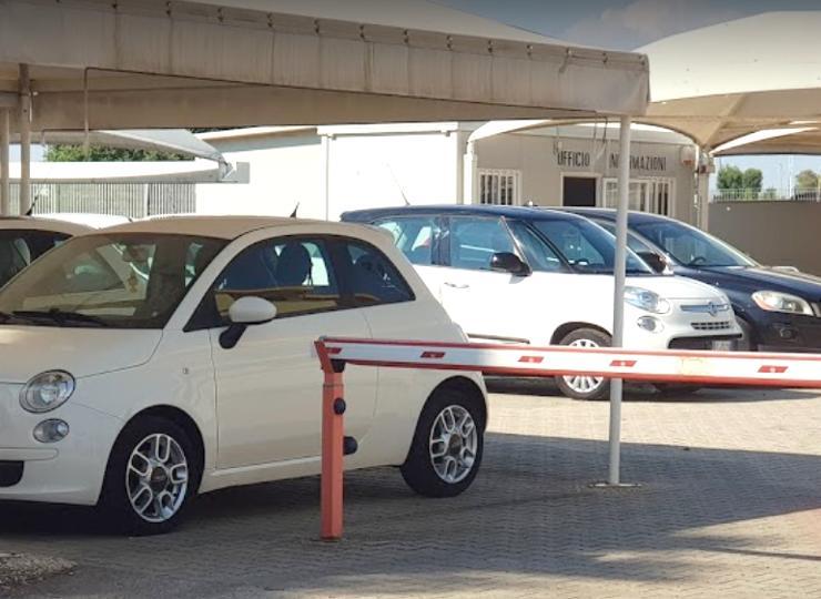 Parcheggio low cost Fiumicino