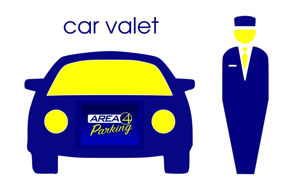 Parcheggio a Fiumicino con car valet