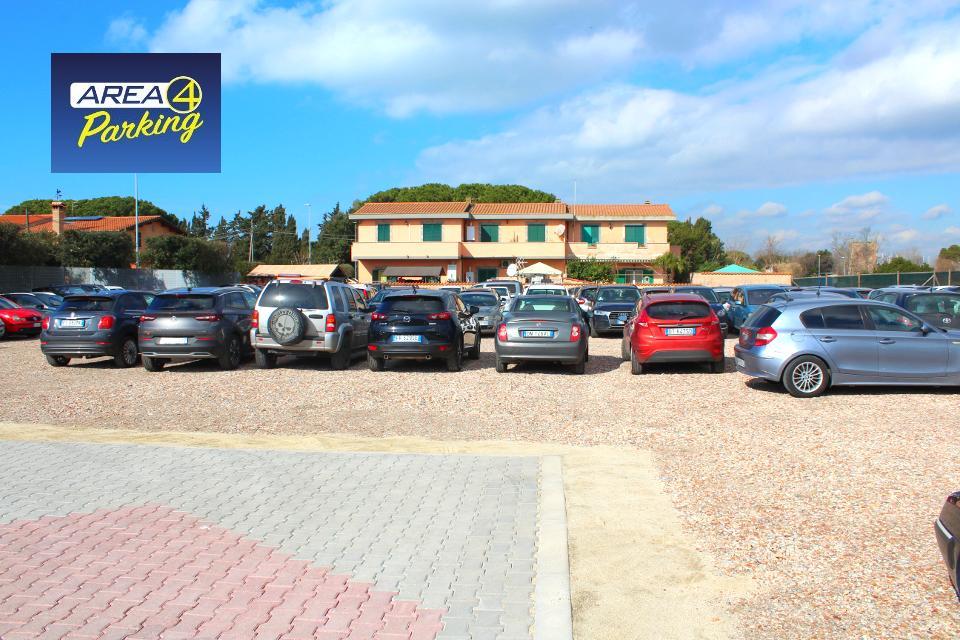 Parcheggio economico con servizi di qualità a Fiumicino, vicino all'aeroporto.