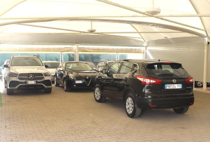 Parcheggio coperto aeroporto Fiumicino