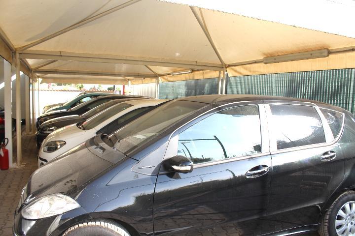 Parcheggio Fiumicino coperto
