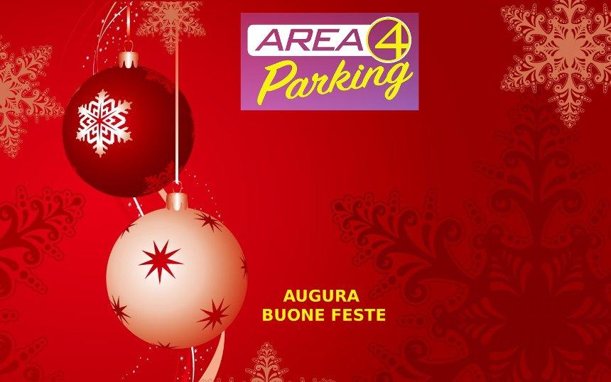 Feste di Natale Parcheggio Fiumicino Area 4 Parking
